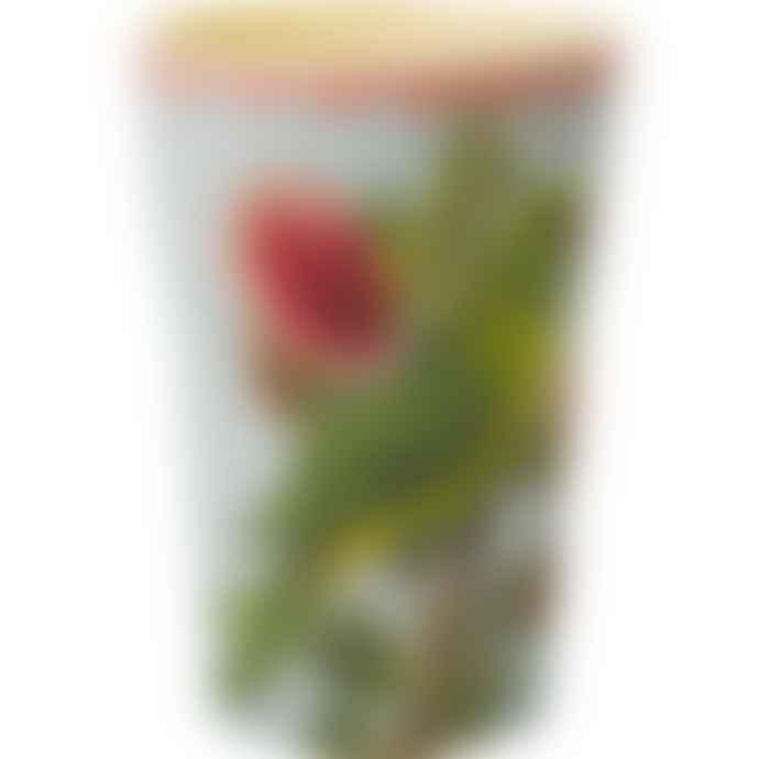 rice Vintage Parakeet Tall Cup