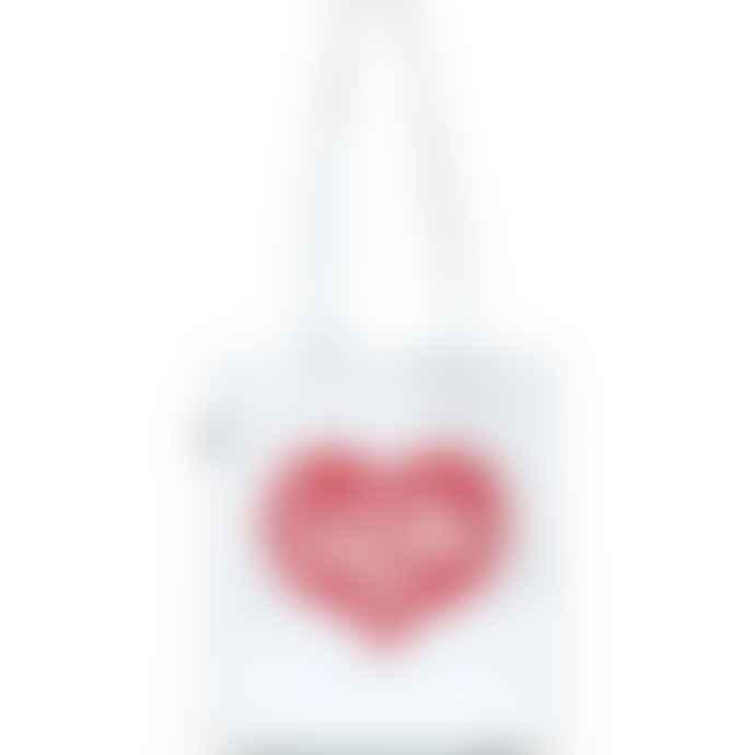 Vitra Love Heart Bag Red