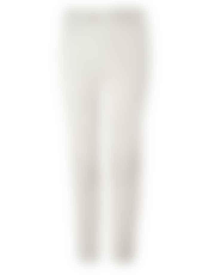 Corneliani Beige Classic Stretch Chino Trousers