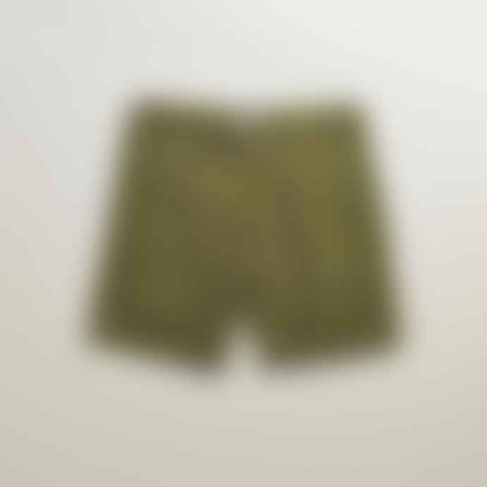 Bellfield Khaki Kowalski Chino Shorts