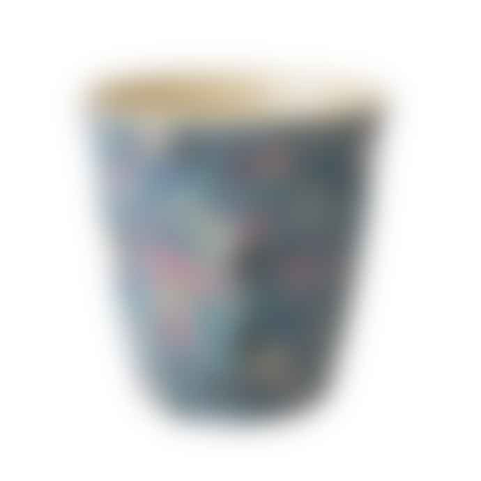 Rice Small Flower Melamine Cup