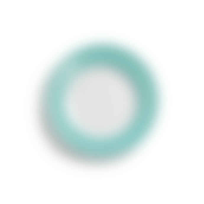 Dibbern Turquoise Solid Color Plate
