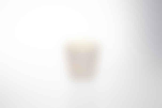 Rex London White Pin Hole T light holder