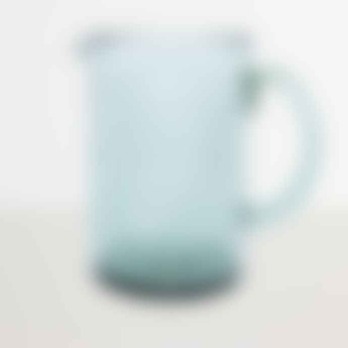 Urban Nature Culture Ocean Recycled Glass Jug