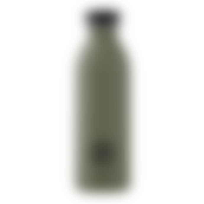24Bottles Super Lightweight Urban Water Bottle 500 Ml Sage Stone