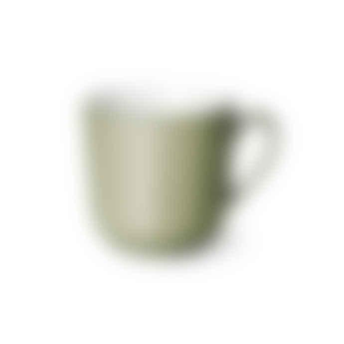 Dibbern Khaki Solid Color Mug