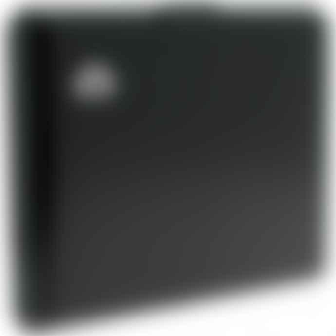 Ogon Designs Black Anodized Aluminium And Polycarbonate Big Stockholm Wallet
