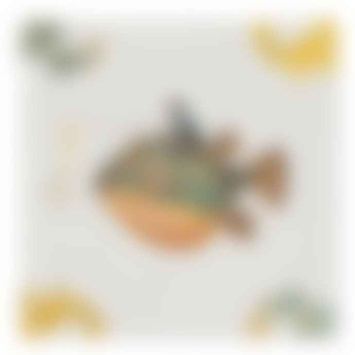 STORYTILES Catch of the Day Ceramic Tile