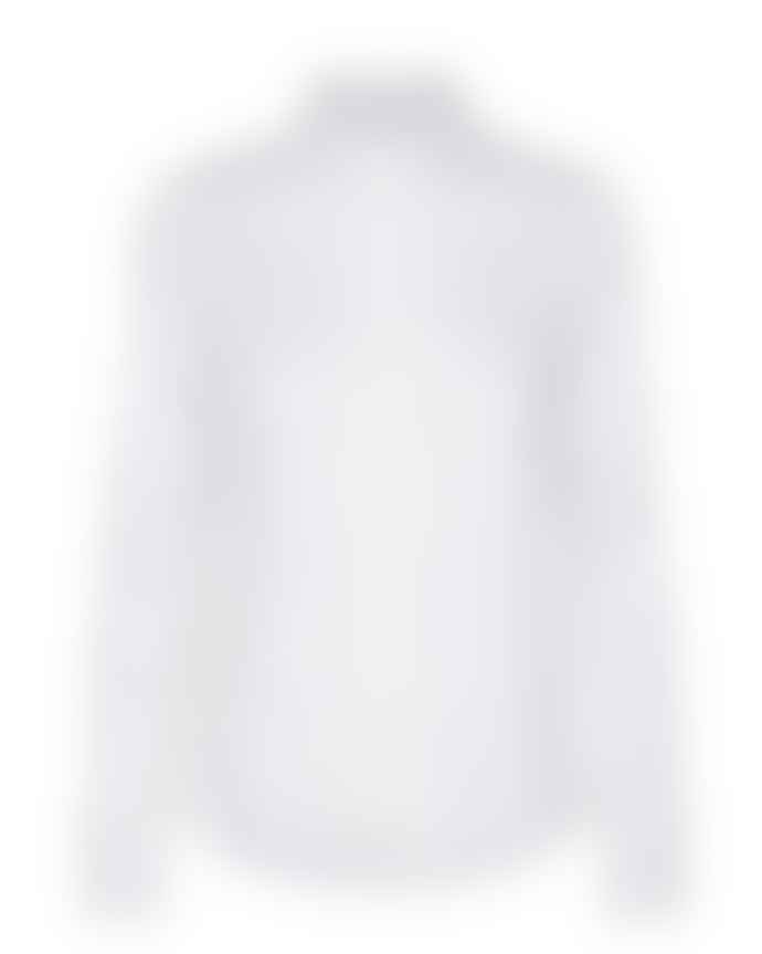 Mos Mosh White Tilda Flounce Shirt