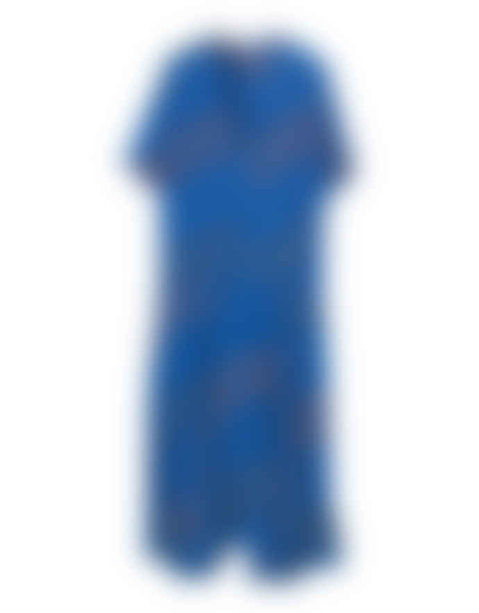 By Malene Birger SILK BLUE DRESS