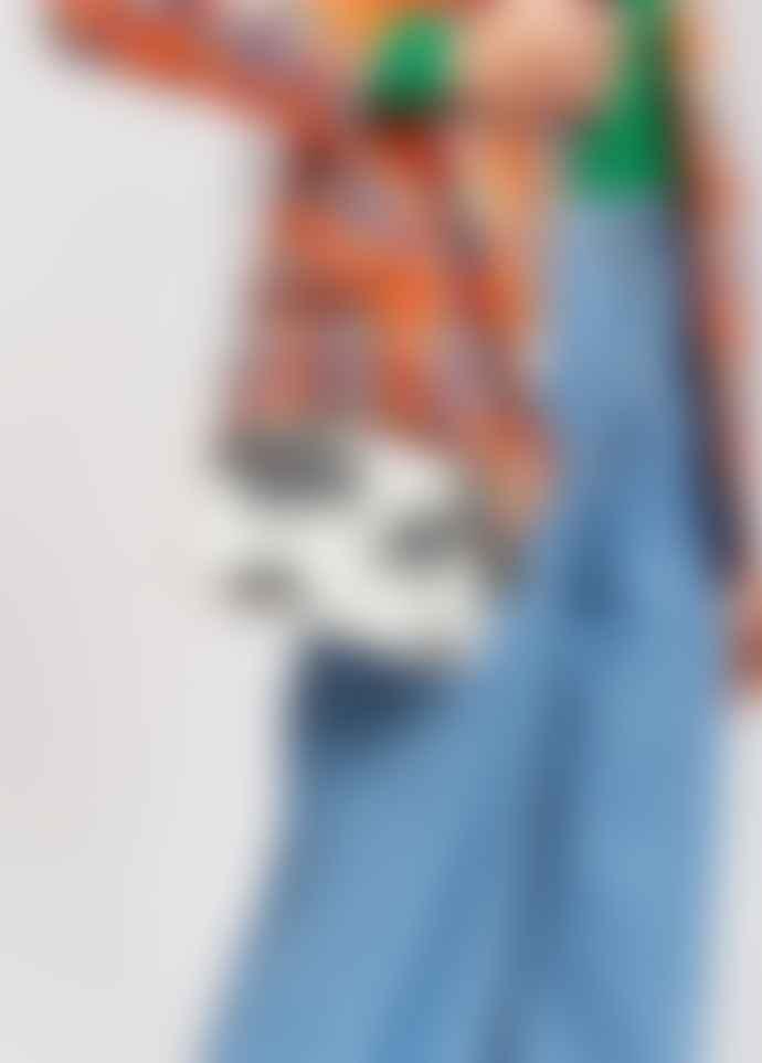 Essentiel Antwerp Smithson zebra print small shoulder bag