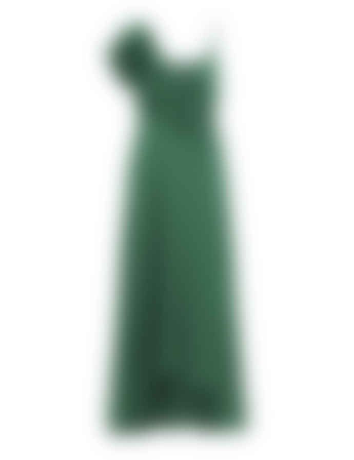 2nd Day 2ND Haly long green evening dress