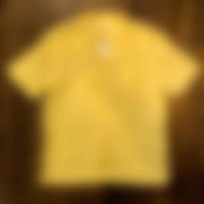 Fox Haus Gardenia Lemonade Linen Shirt