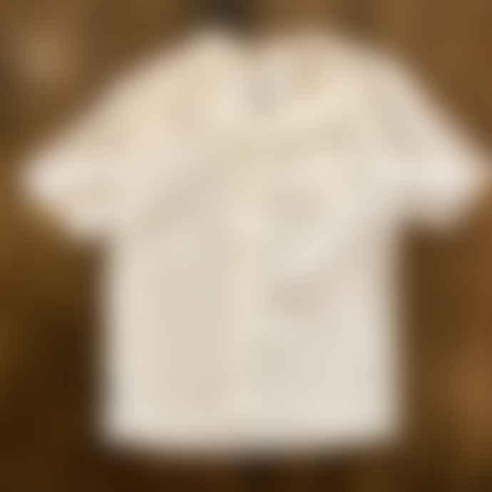 Fox Haus Gardenia White Linen Shirt