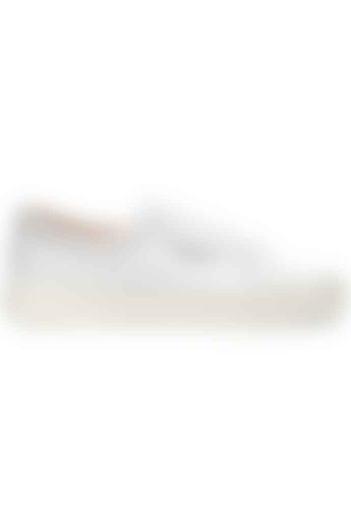 Superga  2804 Nappa Lea Trainers White