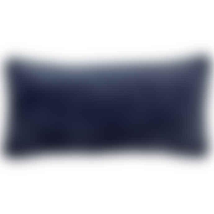 Liv Interior Night Velvet Cushion Cover 30 x 60 cm