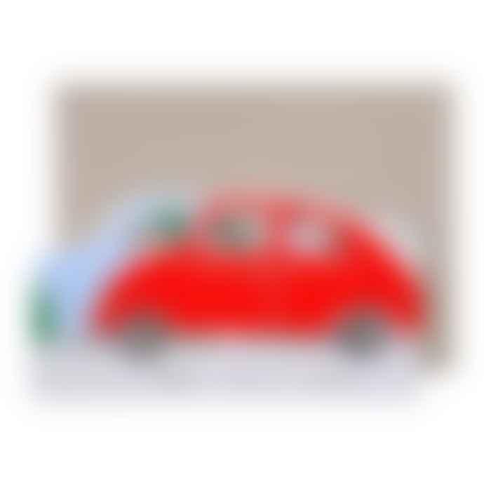 Meri Meri Classic Car Card