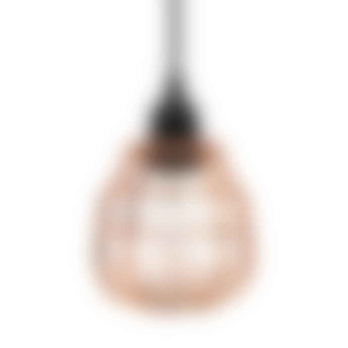 HK Living Lab Copper Lamp