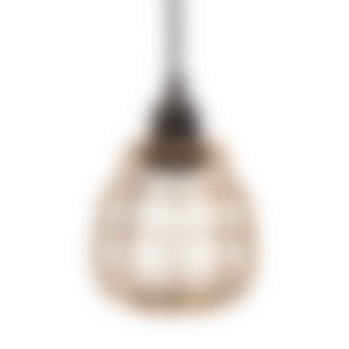 HK Living Lab Brass Pendle Lamp