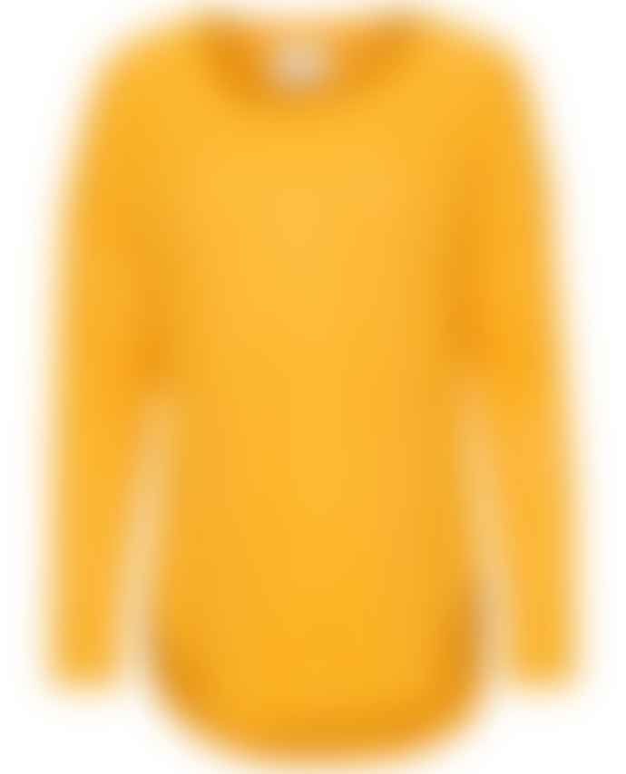 Part Two Gold Iliviana Knit Sweater