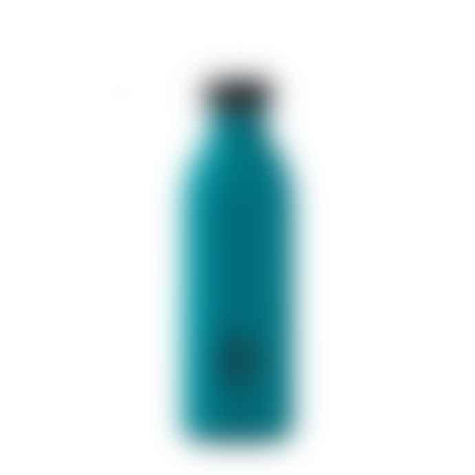 24Bottles Super Lightweight Urban Water Bottle 500 Ml Atlantic Bay Stone