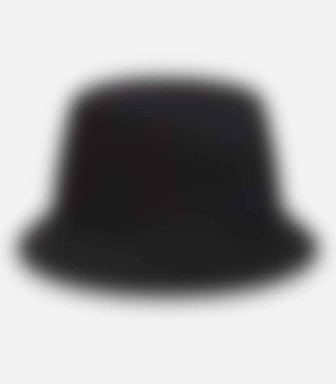 New Era Navy Bucket Hat