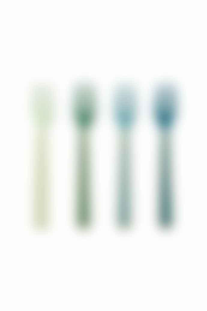 Pip Studio Set Of 4 Enamel Forks