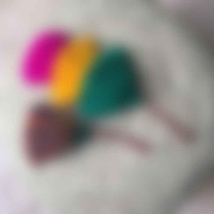escape Triple Colorful Exclusive Handmade Tassels