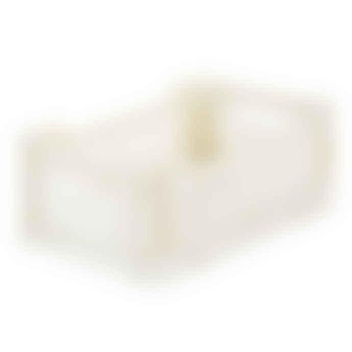 AYKASA Minibox Folding Crates - Coconut White