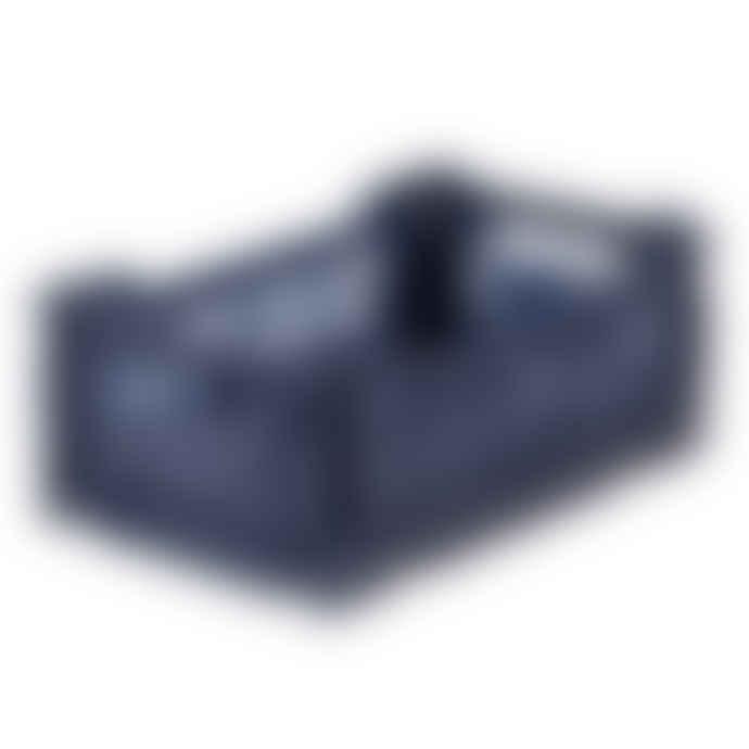 AYKASA Minibox Folding Crates - Navy