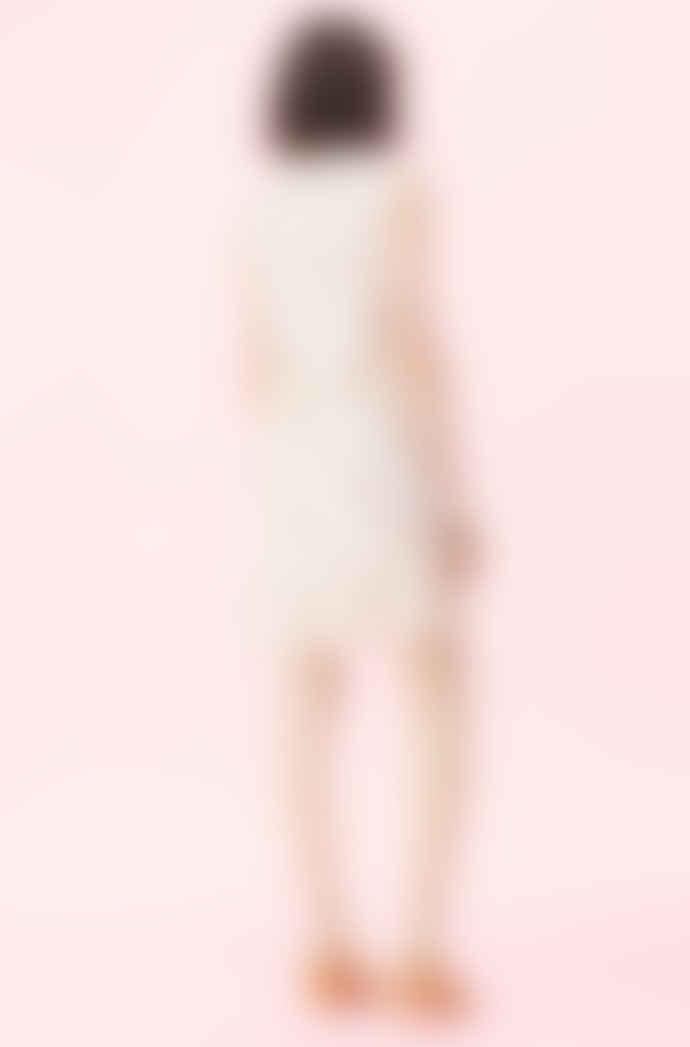 Rebecca Taylor  IVIE FLEUR PRINT JACQUARD DRESS