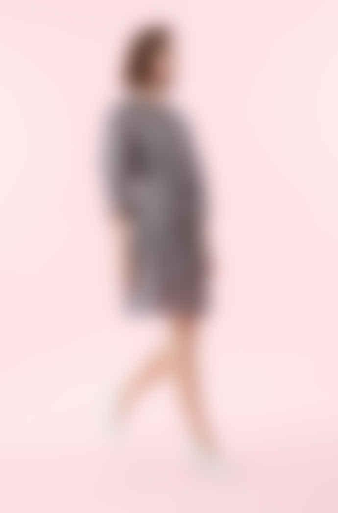 Rebecca Taylor La Vie long sleeve Fabrice dress in floral print