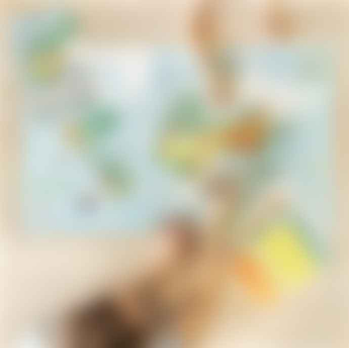 Poppik Big Word Map