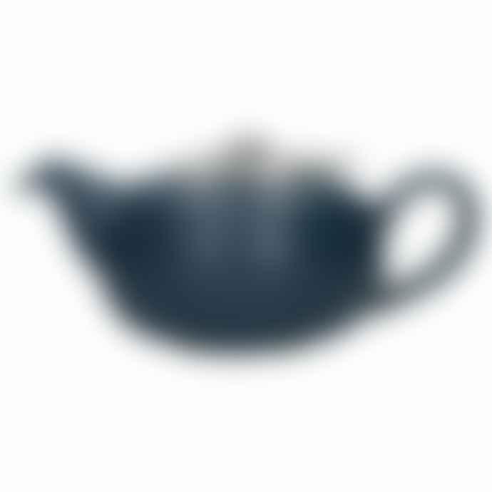 London Pottery  Slate 2 Cup Pebble Filter Teapot