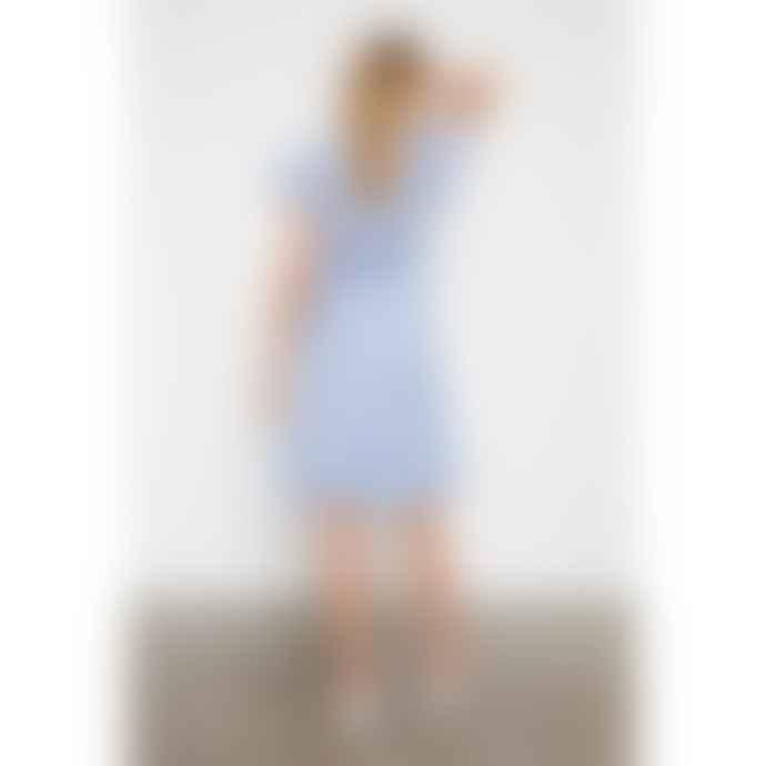 Rails Brigitte Periwinkle Check Dress