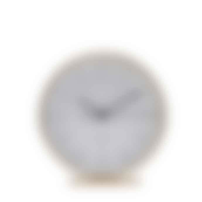 House Doctor Brass Alarm Clock