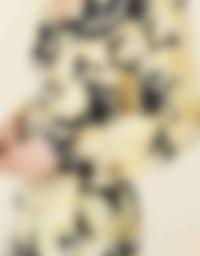 Stine Goya KIMBERLEY SILK TOP – HORTENSIA DARK