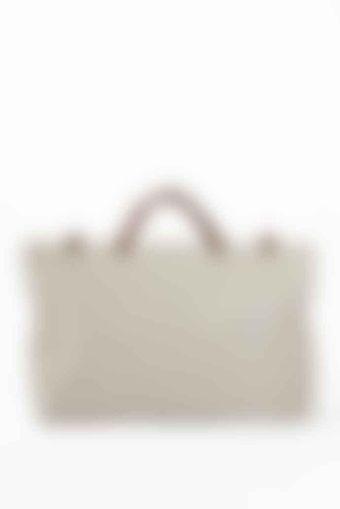 forestbound Natural White ESCAPE Canvas Utility Bag