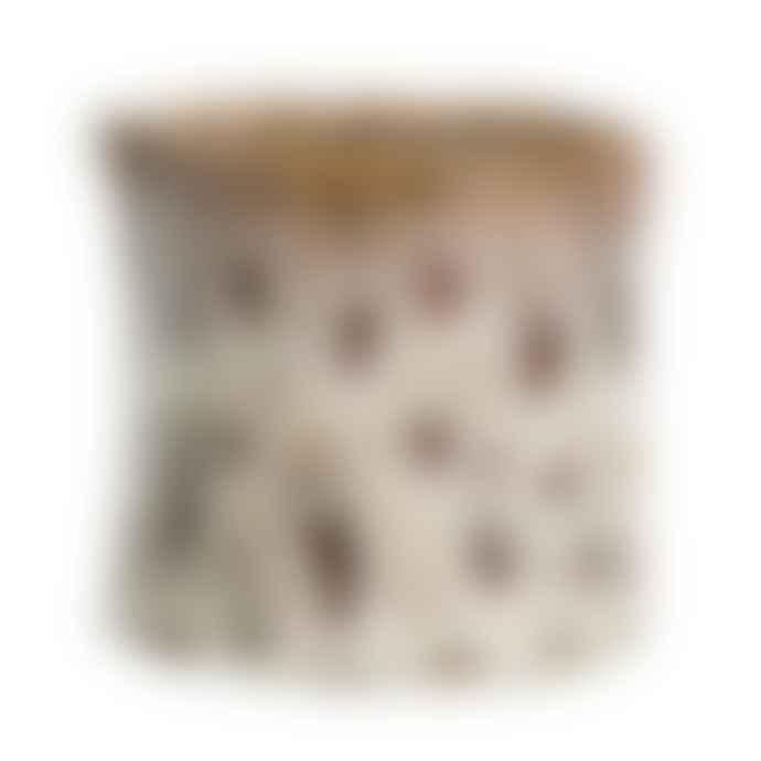 ByOn Small Ostrich Pot