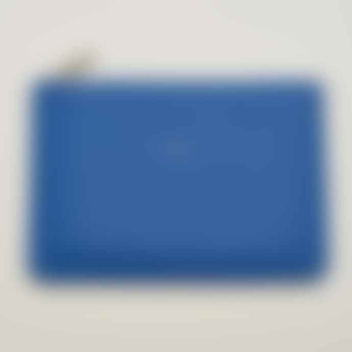 Estella Bartlett  Royal Blue Positive Vibes Pouch