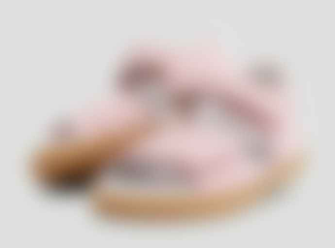 Bobux Seashell Pink Girls Hampton Sandals