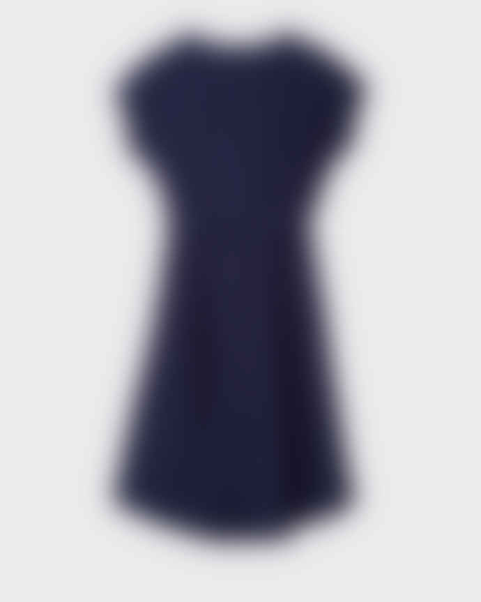 Minimum Navy Kilitte Dress