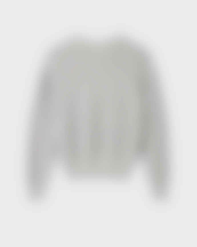 Minimum Light Grey Mikala Jumper