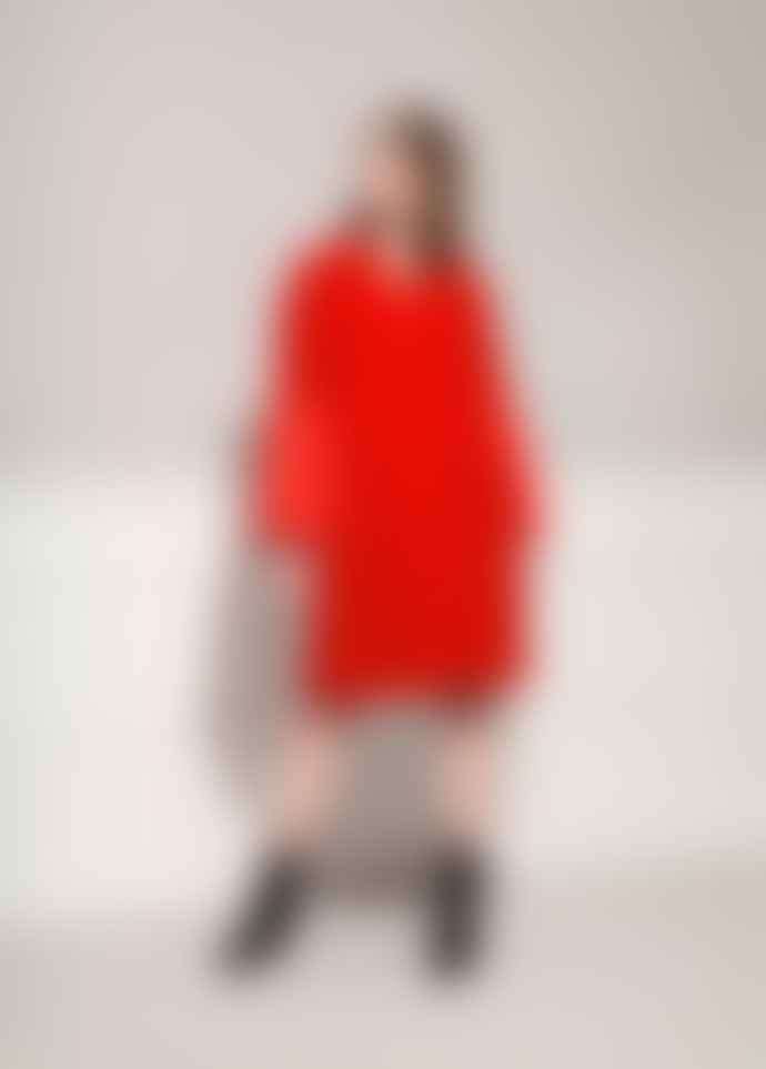 Jovonna London Red Coat