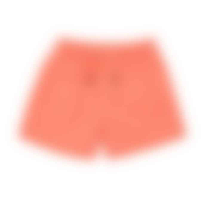 Sunuva Orange Cotton Shorts