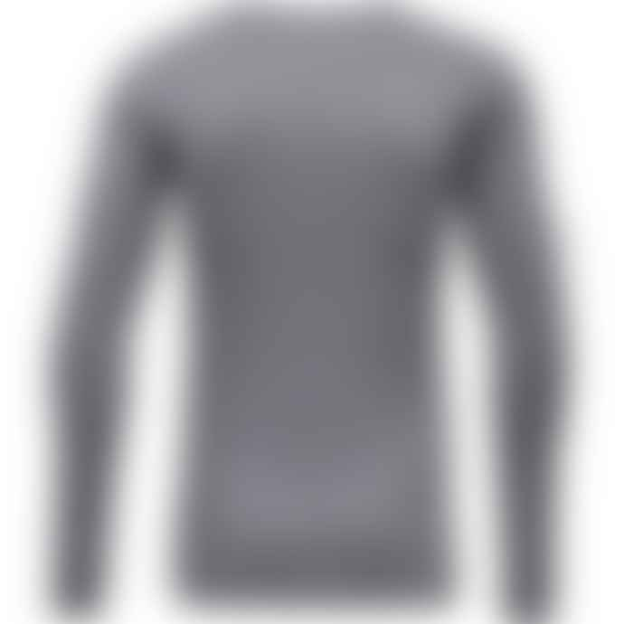 Knowledge Cotton Apparel  81003 Rib Knit Henley Top