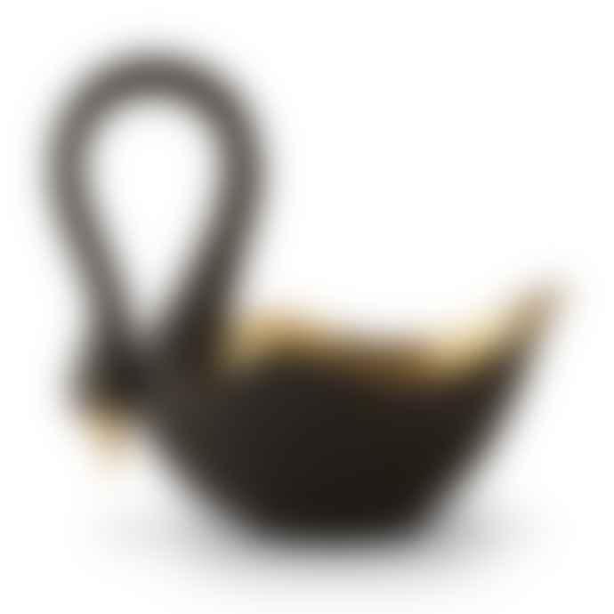 L'Objet Large Blanc Swan Bowl