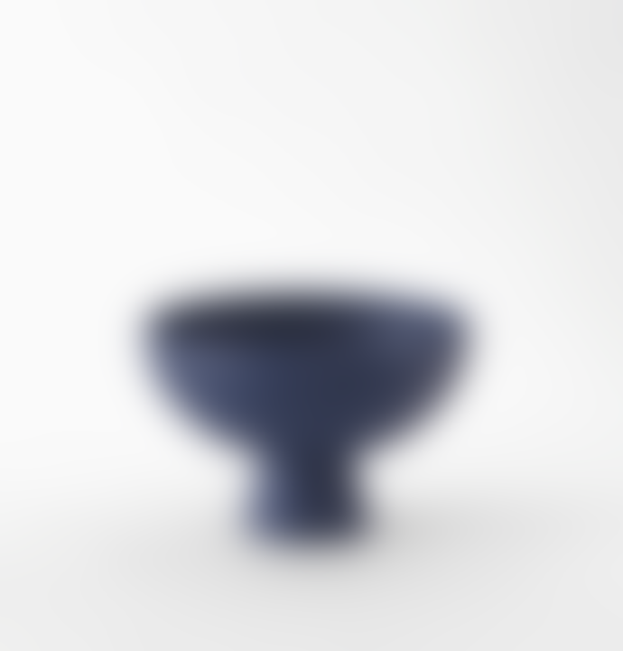 raawii Strom Small Navy Blue Bowl