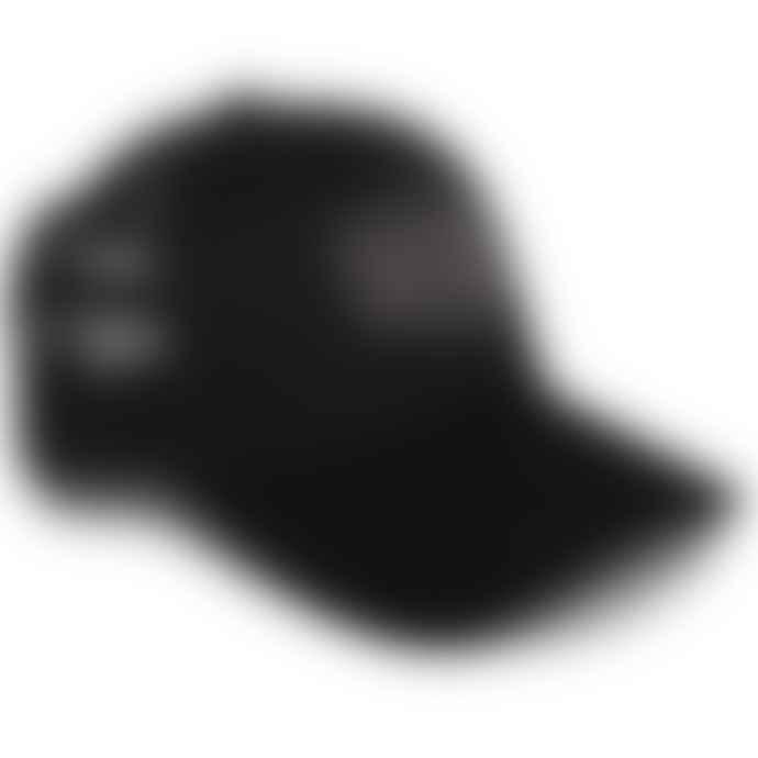 Deus Ex Machina Woven Shield Trucker Black