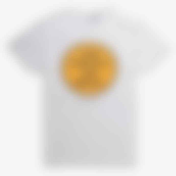 Deus Ex Machina Milo Tee Shirt Vintage White
